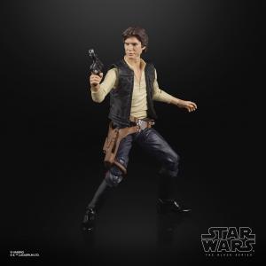*PREORDER* Star Wars Black Series LucasFilm 50th anniversary: HAN SOLO by Hasbro