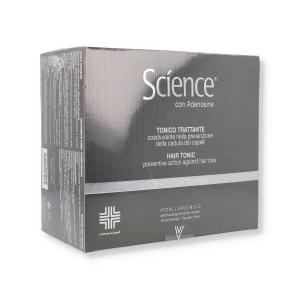 SCIENCE TONICO TRATTANTE CADUTA COFANETTO 24 FIALE X 5ML - 6 BLISTER