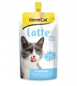 GimCat - Latte Liquido - 200 ml x 6 bustine