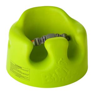 Seduta ergonomica per bambini da terra Bumbo Verde