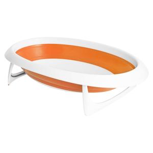Naked vaschetta da bagno pieghevole 2 in 1 - Boon - Arancio