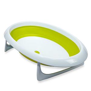 Naked vaschetta da bagno pieghevole 2 in 1 - Boon - Verde