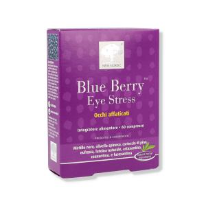 BLUE BERRY EYE STRESS 60 CPR