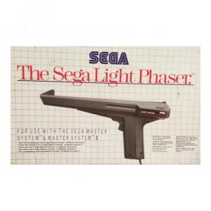 Light Phaser per Sega Master System