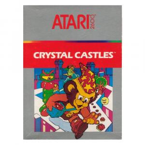 Crystal Castles - ATARI 2600