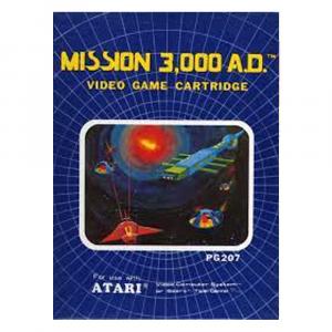 Mission 3000 A.D. - ATARI 2600