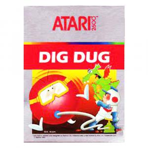 Dig Dug - ATARI 2600