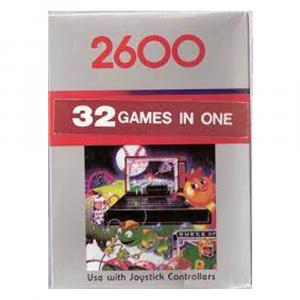 32 Games in one - ATARI 2600