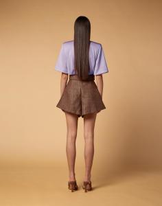 Shorts a vita alta di Maria Vittoria Paolillo