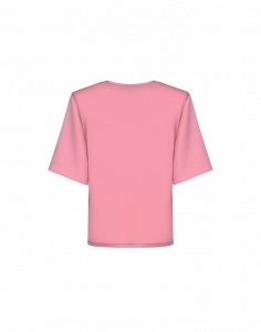 T-shirt con spalline in acetato di Maria Vittoria Paolillo