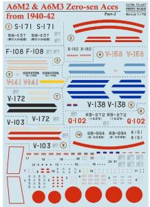 A6M2 & A6M3 Zero