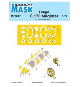 Fouga C.170 Magister