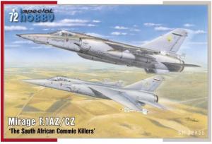 Mirage F.1 AZ/CZ