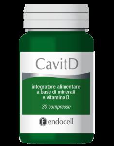 CAVIT - D - 30 COMPRESSE