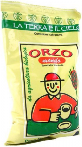 ORZO MONDO TOSTATO MACINATO