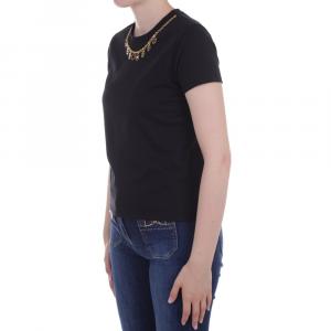 T-shirt Elisabetta Franchi MA20316E2 110 -A.1
