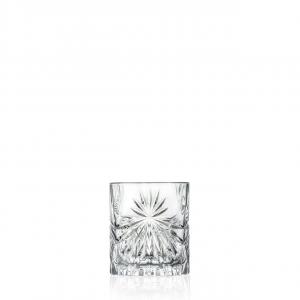 Set 6 bicchieri in vetro cristallino RCR Oasis Dof Acqua 31 cl