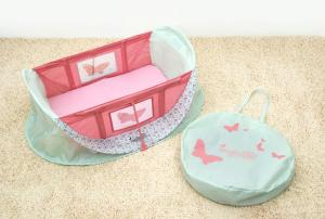 Lettino campeggio pop-up Magic bed mini
