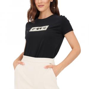 T-shirt Elisabetta Franchi MA20116E2 110 -A.1