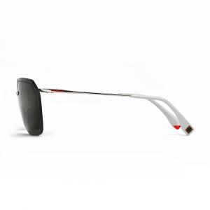 Occhiale fashion in acciaio medicale, indistruttibile