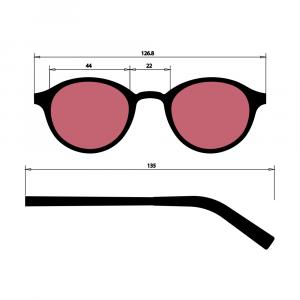 Occhiale in Titanio