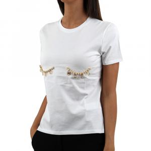 T-shirt Elisabetta Franchi MA27N16E2 270 -A.1