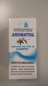 Aromatoil cajeput