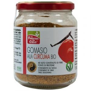 GOMASIO CURCUMA 150G BIO