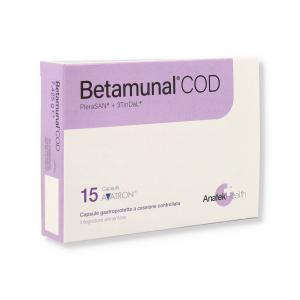 BETAMUNAL COD 15 CPS