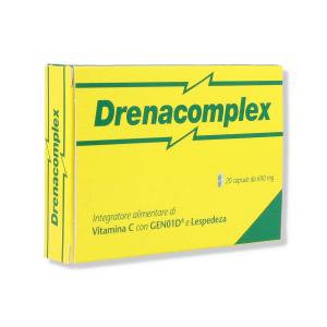 DRENACOMPLEX 20 CPS 600MG