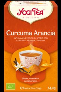 YOGI TEA CURCUMA & ARANCIA