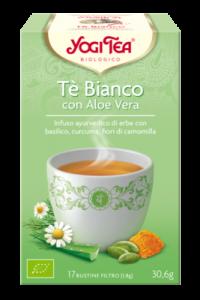YOGI TEA TE BIANCO E ALOE