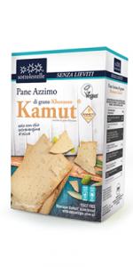 PANE AZZIMO KAMUT