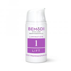 Step 1 (actualizado) Laminación de pestañas y cejas, 30 ml, BeModi