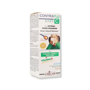 CONTRAFLU C JUNIOR - 150ML
