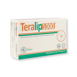 TERALIP 1000 20CPR