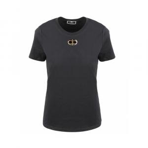 T-shirt Elisabetta Franchi MA26N16E2 110 -A.1