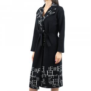 Cappotto Elisabetta Franchi CK37Q16E2 685 -A.1