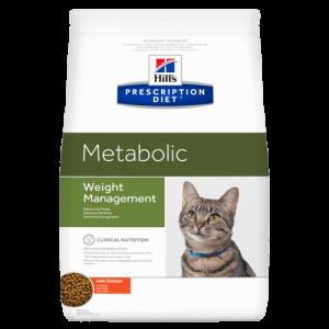 Hill's - Prescription Diet Feline - Metabolic - 8 kg