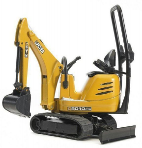 BRUDER - JCB Micro Escavatore 8010 C.T. 62003