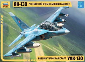 Russian Trainer Aircraft Yak-130