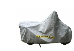 00-0670 TELO COPRI MOTO FORBIKES INTERNO RIVESTITO CONTONE TAGLIA XL