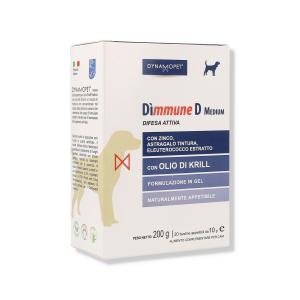DIMMUNE D MEDIUM CANI 20 BUSTE