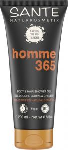 SANTE HOMME 365 BODY&HAIR SHOWER GEL (SCAD.01/2022)