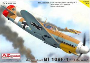 Messerschmitt Me-109F-4