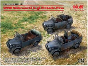 Wehrmacht le.gl. Einheits-Pkw