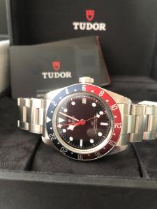 Orologio primo polso Tudor Gmt