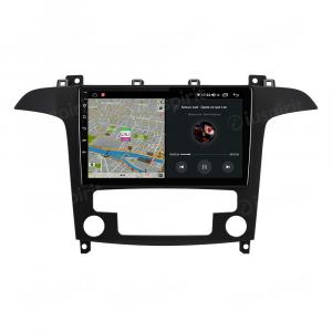 ANDROID autoradio navigatore per Ford S-Max 2006-2013 CarPlay Android Auto GPS USB WI-FI Bluetooth 4G LTE