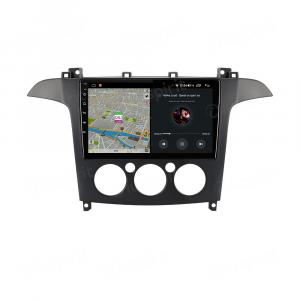 ANDROID autoradio navigatore per Ford S-Max 2006-2013 Manual CarPlay Android Auto GPS USB WI-FI Bluetooth 4G LTE