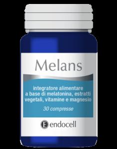 MELANS 30 COMPRESSE
